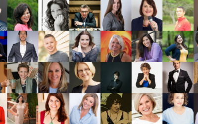 47 Speakers Share Their Expert Advice on Overcoming Nervousness in Front of a Crowd